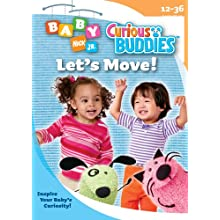 Baby Nick Jr. Curious Buddies - Let's Move (2005)