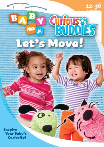 (Baby Nick Jr. Curious Buddies - Let's)