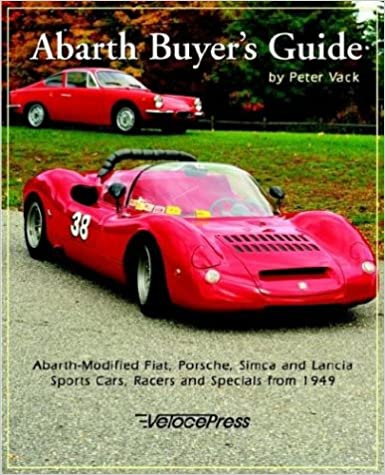 Read online Abarth Buyer's Guide PDF, azw (Kindle), ePub