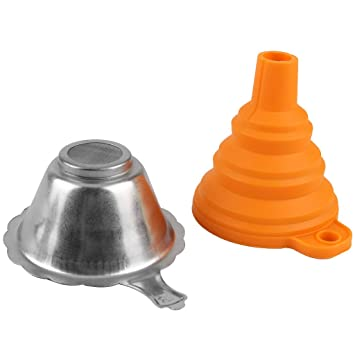 Tenlacum - Embudo para Impresora 3D con Filtro de Resina UV ...