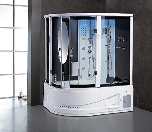 Review Siena Steam Shower Sauna