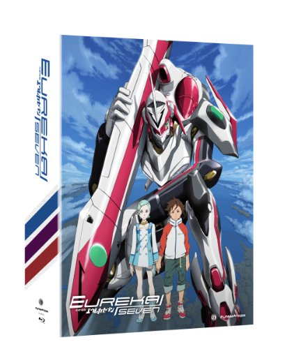 Eureka Seven: Part One (Blu-ray) (Limited Edition) (Bosch Spring)