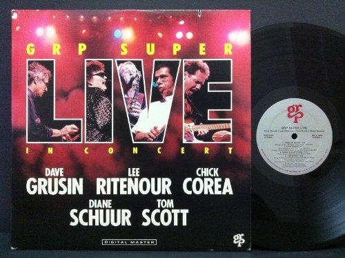 GRP Super Live in Concert [Vinyl]