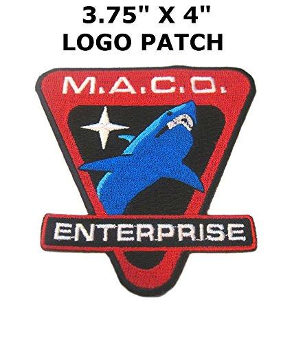 Superheroes Classic Star Trek Enterprise M.A.C.O. 4
