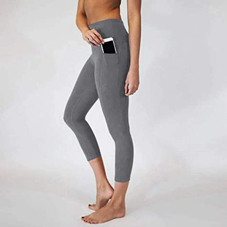 Amazon.com : Sport Yoga Pants Activewear for Women, Jiayit ...