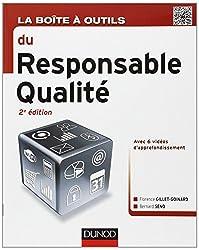 La boîte à outils du responsable qualité - 2e édition
