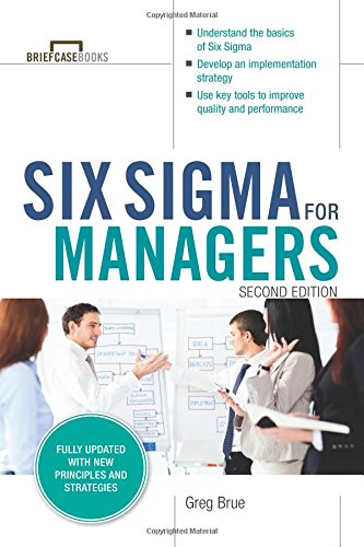 Download Six Sigma for Managers, Second Edition (Briefcase Books Series) ebook