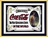 """Coca Cola - Bar Mirror (Most Refreshing Drink In The World) (Size: 12"""" x 9"""") offers"""
