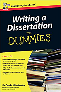 How to write and survive a doctoral dissertation