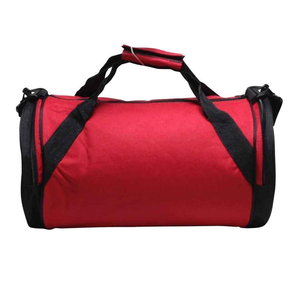 impegearジムアクセサリーバッグ、スポーツ&フィットネスバッグ、旅行ラウンドロールバッグ18