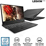 "Notebook Gamer 0 i7-8750H 128 SSD GTX1060, 6FHD 81M70000BR, Lenovo, Legion Y530, Intel Core i7, 16 GB RAM, HD HD 1000(GB), FHD, Tela 15.6"", windows_10, Preto"