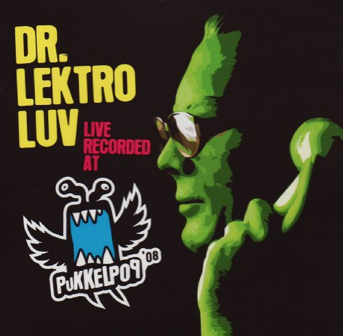 Live Recorded at Pukkelpop 08 by Lektroluv