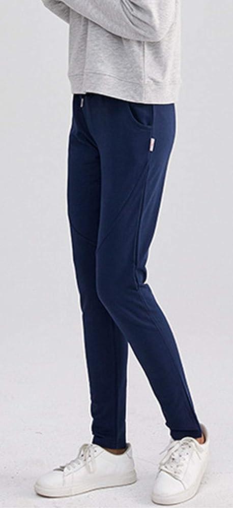 Ecupper Pantalones de chándal de Empalme para Mujer Pantalones de ...