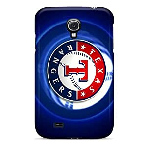 Top Quality Rugged Texas Rangers Case Cover For Galaxy S4
