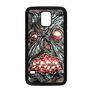 Danny Store Evil Necronomicon Protective TPU Rubber Back Fits Cover Case for Samsung Galaxy S5