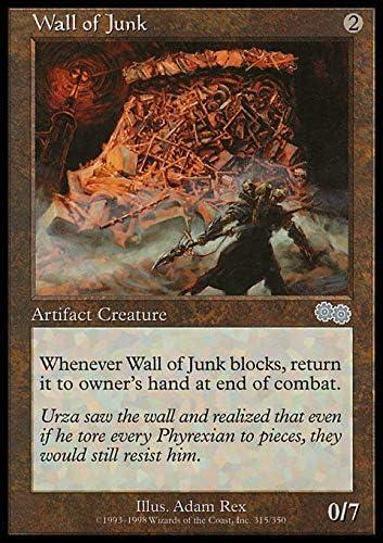 Wall of Junk Urza/'s Saga