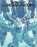 【Blu-ray】機動戦士ガンダムUC 7 初回限定版 スリーブケース・特典Blu-ray・ブックレット2冊付