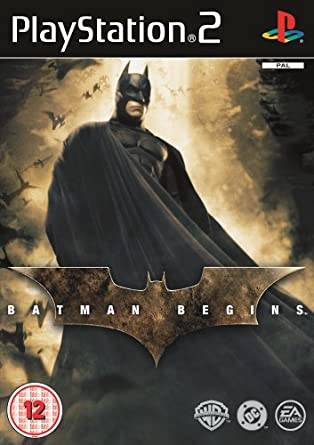 Amazon batman begins ps2 2 batman begins ps2 voltagebd Image collections