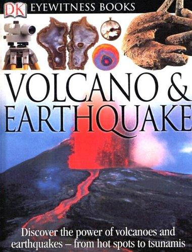 Volcanoes and Earthquakes (DK Eyewitness Books) ebook