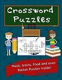 Crossword Puzzles: Kids' Crossword Puzzles : Easy and Fun Crossword Puzzles for Kids