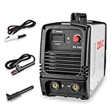 ARC Welder - DEKOPRO ARC Welding Machine,110/220V Dual Voltage Welder 160A MMA IGBT LED Digital Display Hot Start Welding Machine with Electrode Holde With Work Clamp,Input Cable and Brush