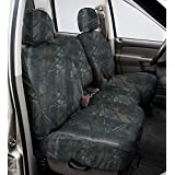 Covercraft SeatSaver Front Row Custom Fit Seat Cover for Select Ford Ranger Models - True Timber Polyester (3D Image Camo)