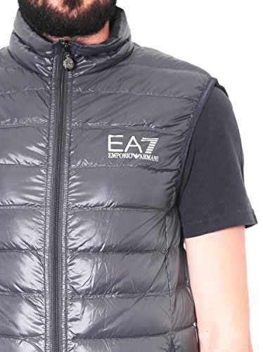EA7 logo Gilet con Armani Emporio ZI5qff