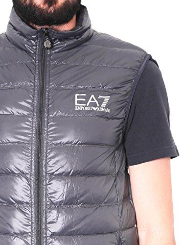 Gilet Emporio EA7 Armani logo con 8ggr7qEw