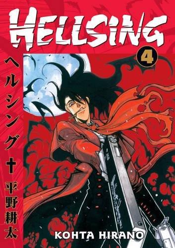 Hellsing, Vol. 4 - Plaza Valley Sun