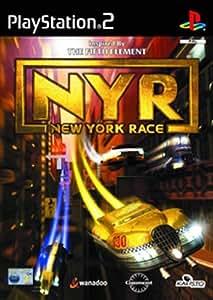 New York Race: El Quinto Elemento [Importación alemana] [Playstation 2]