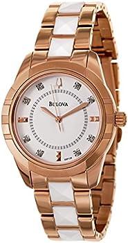 Bulova 98P138 Womens Watch