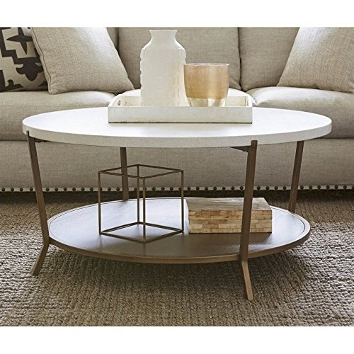 Universal Furniture Playlist Round Coffee Table in Brown Eyed Girl by Universal Furniture (Image #2)
