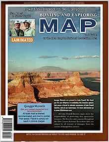 Stan Jones' & Steve Ward's Lake Powell and Its 96 Canyons ...