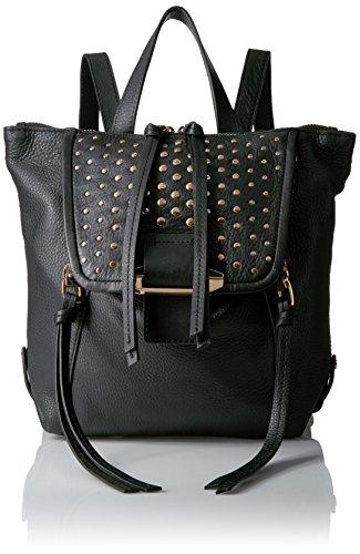 Kooba Handbags Bobbi Studded Mini Backpack, Black with Gold Studs by Kooba Handbags