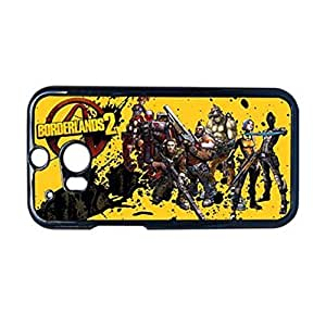Print With Borderlands 2 Proctecion Back Phone Covers For Children For Htc One M8 Choose Design 2