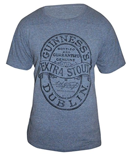 guinness-mens-grey-vintage-short-sleeve-t-shirt-extra-stout-dublin-label