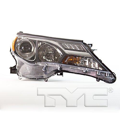 - TYC 20-9421-00-9 13-16 RAV4 (JP/US Built) H.L RH Headlight