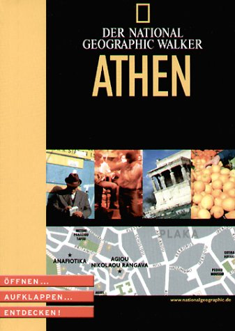 National Geographic Walker. Athen.