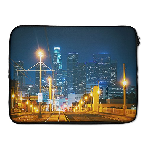 Los Angeles 17 Notebook Case - 7