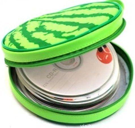 Yeah67886/Creativo sand/ía Forma CD//DVD de Almacenamiento Caso