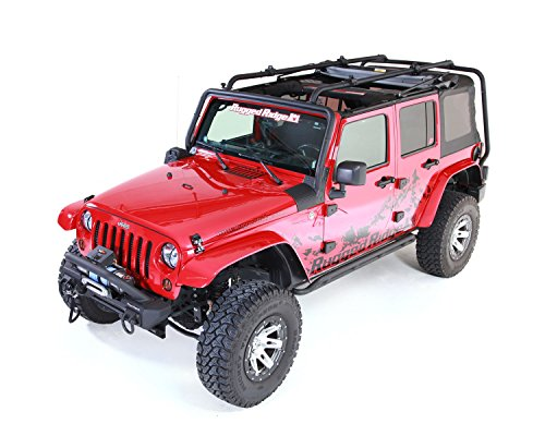 Rugged Ridge 11703.02 Roof Rack
