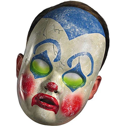 Disguise Clown Doll Mask Adult