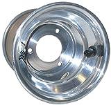 KEIZER ALUMINUM WHEELS, INC. DL684 QM Wheel 6x8 4bs .160 Polished RR
