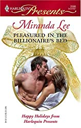 Pleasured in the Billionaire's Bed