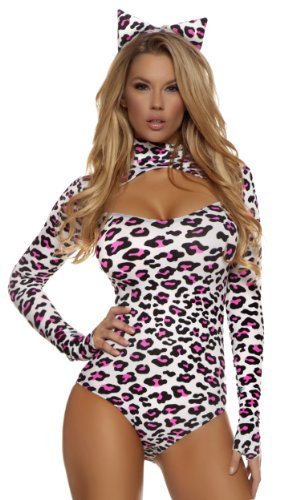 Luscious Leopard Sexy Costume by Forplay (Exotic Animals Costume)