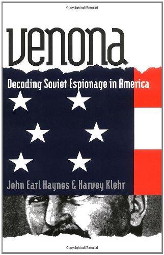 Venona: Decoding Soviet Espionage in America (Annals of Communism)