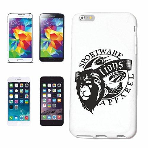 """cas de téléphone iPhone 7+ Plus """"SPORT WARE LIONS APPAREL LION LION WILD ANIMAL LION BIG CAT KING OF PREY ANIMAL SAUVAGE TIGER FAUNE DU PARC NATIONAL PARK SIMBA"""" Hard Case Cover Téléphone Covers Smart"""