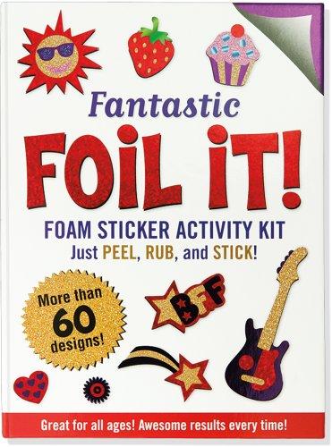 Fantastic Foil It! (Foam Sticker Activity Kit)