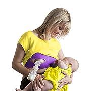 Pump Strap Hands Free Pumping Bra and Nursing – Compression Breastpump Bra