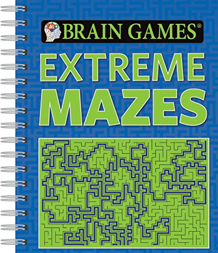 - Brain Games - Extreme Mazes